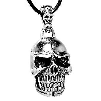 Pendant 181 dead head - silver