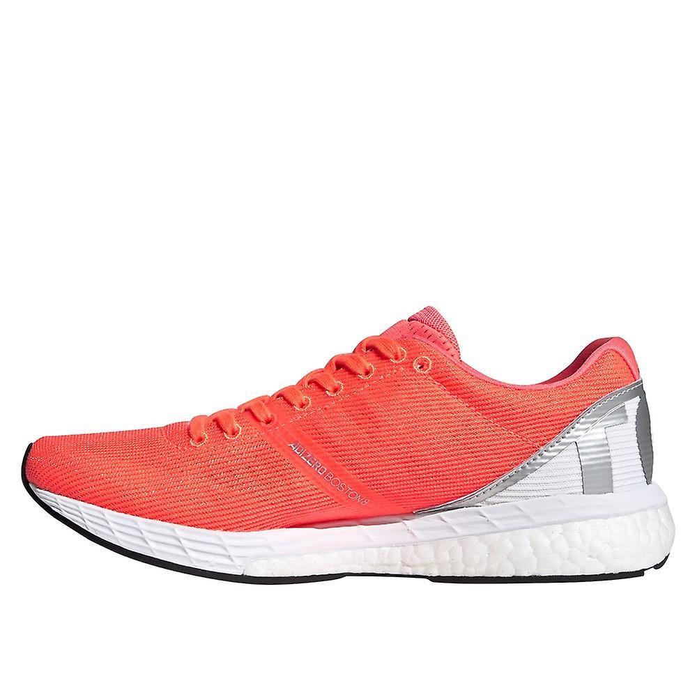 Adidas Adizero Boston 8 W EG1169 universell hele året kvinner sko - Spesiell rabatt