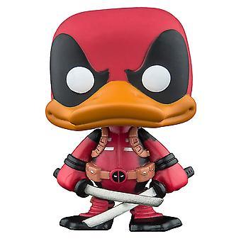 Deadpool de Duck US Exclusive Pop! Vinyl