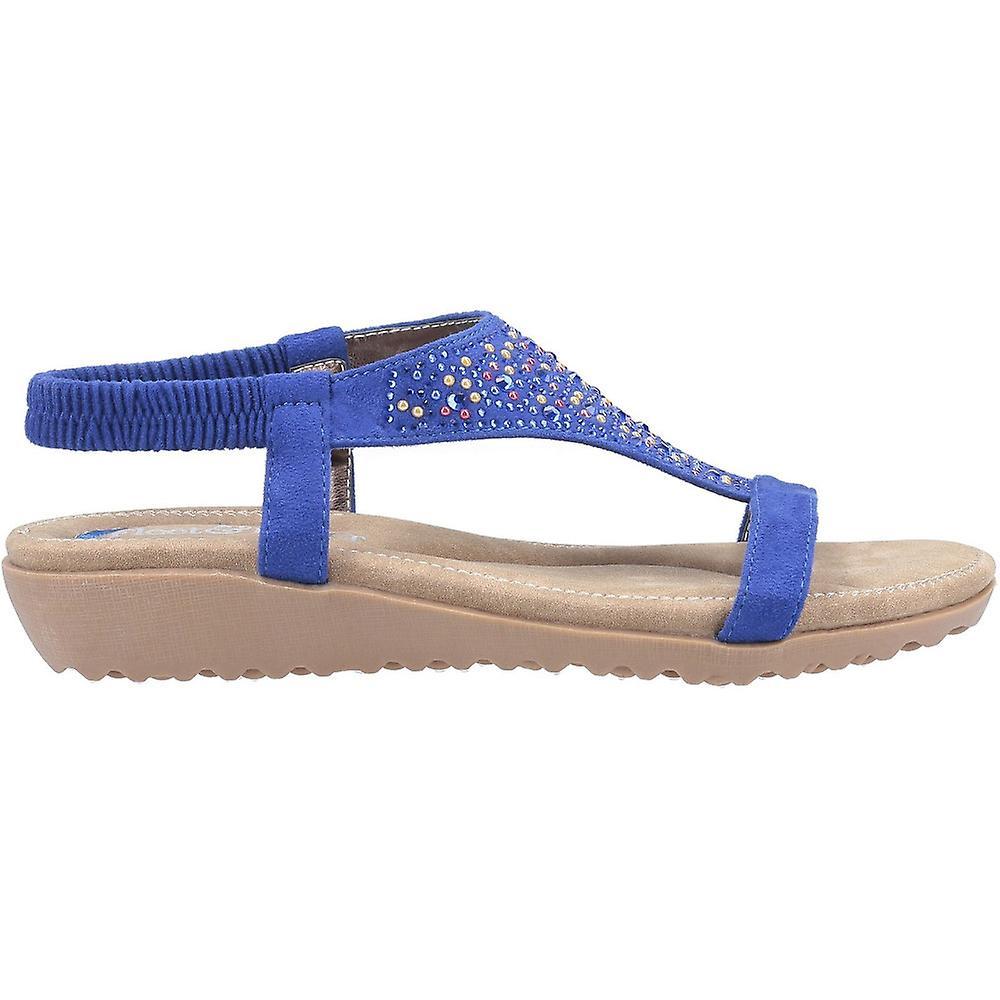 Fleet & Foster Womens Nicosia Slingback Summer Sandals