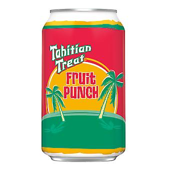 Tahitian Treat Us Fruit Punch-( 355 Ml X 12 Bouteilles )