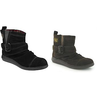 Rocket Dog Womens/Ladies Mint Pull On Ankle Boots
