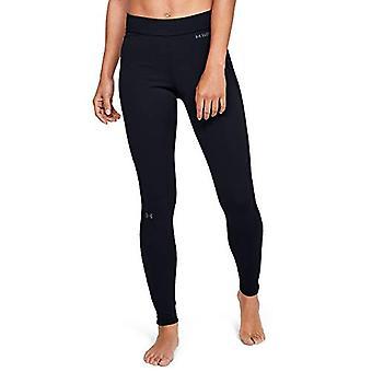 Under Armour Women's Base Leggings 2.0, Black (001)/Pitch Gray, Large
