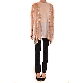 Aniye By Ezbc098020 Women's Bege Cotton Sweater