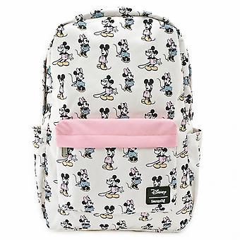 Pastel Mickey en Minnie Mini Rugzak