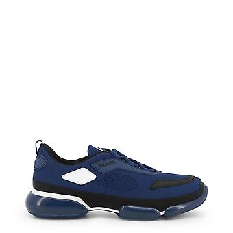 Prada Original Men All Year Sneakers - Blue Color 34432