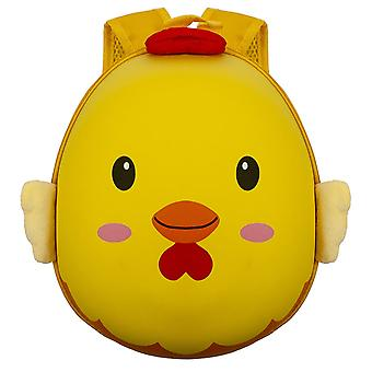 Backpack for Kids, Chicken - Yellow
