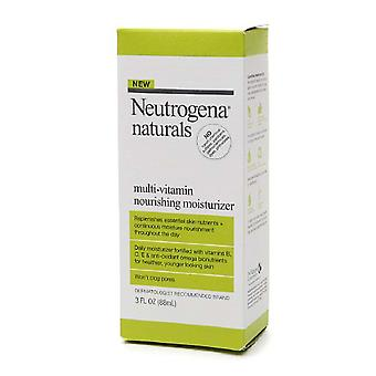 Neutrogena multivitamine nourishing moisturizer, 3 oz