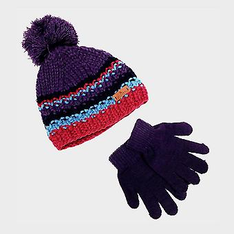 New Hi-Gear Kids' Hat And Glove Natural
