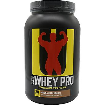 Universal Nutrition Ultra Whey Pro - About 27 Servings - Mocha Cappuccino