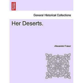 Her Deserts. by Fraser & Alexander & Mrs
