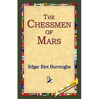 Las piezas de ajedrez de Marte de Burroughs y Edgar Rice