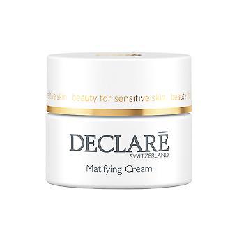 Declaré pure Balance Matificerende crème 50 ml Unisex