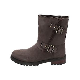 UGG W NIELS Women's Boots Brown Lace-Up Boots Winter