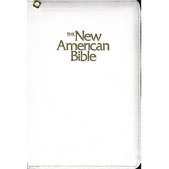Gift and Award Bible-NABRE-Zipper Deluxe by Confraternity of Christia