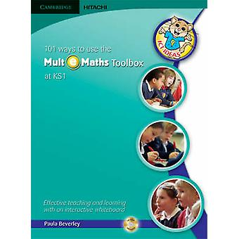 101 Ways to Use the Mult-e-Maths Toolbox at KS1 Teacher's Book and CD