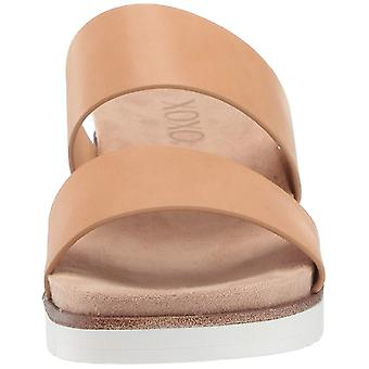 Xoxo Womens Petra Open Toe Casual Slide Sandals