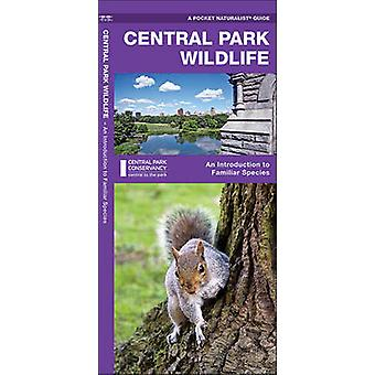 Central Park Wildlife - A Folding Pocket Guide to Familiar Species by