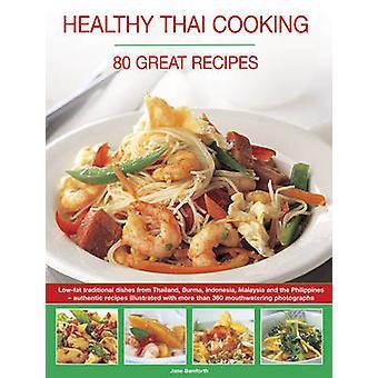 בישול תאילנדי בריא על ידי ג ' יין בהלוך