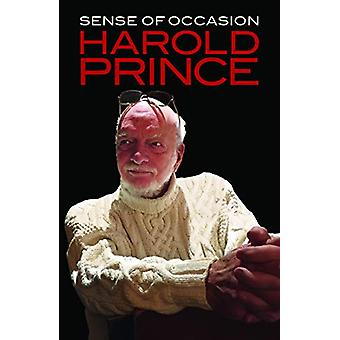Sense of Occasion by Harold Prince - 9781540046888 Book