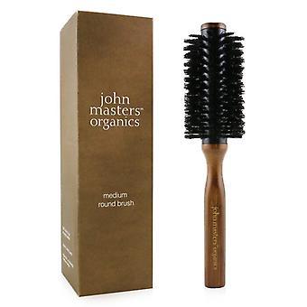 John Masters Organics Medium Round Brush 1pc
