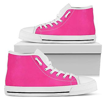 High Top Schuhe | Simply Pink