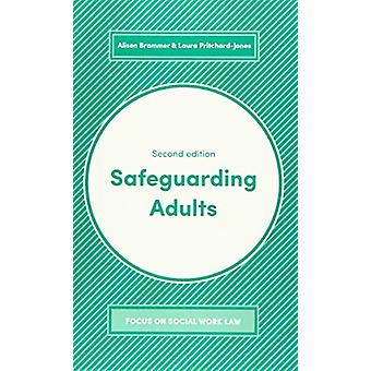 Safeguarding Adults by Alison Brammer - 9781352007589 Book