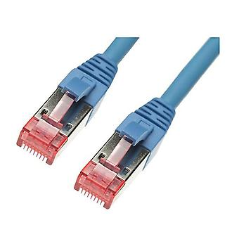 Cat 6A Sftp Lszh Ethernet Network Cable Blue