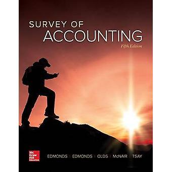 Enquête naar de boekhouding door Thomas P Edmonds & Christopher Edmonds & Philip R Olds & Frances M McNair & Bor Yi Tsay