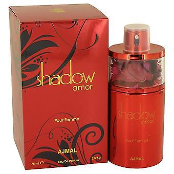 Shadow Amor Eau De Parfum Spray By Ajmal 2.5 oz Eau De Parfum Spray