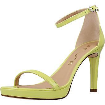 Unisa Sandals Veronica Pa Color Lime