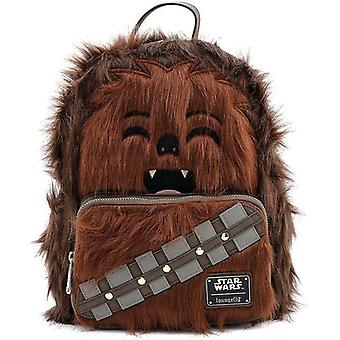 Loungefly Star Wars Faux Fur Chewbacca Backpack