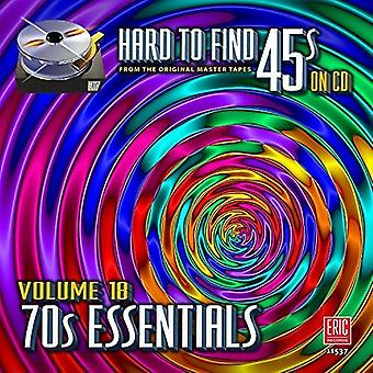 Various Artist - Hard to Find 45S on CD 18 - 70s Essentials / Var [CD] USA import