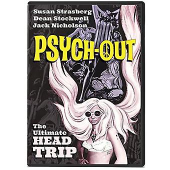 Psych-Out [DVD] USA import