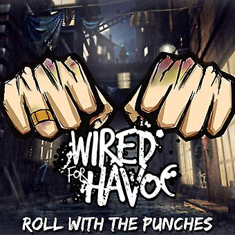 Wired for Havoc - Roll with the Punches [CD] USA import