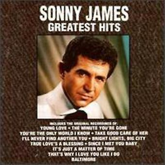 Sonny James - Greatest Hits [CD] USA import