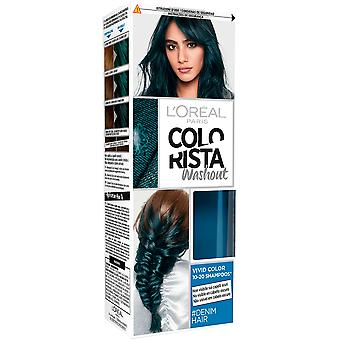 L'Oreal Paris Colorist Wash Out Temporary Color #19 Denim