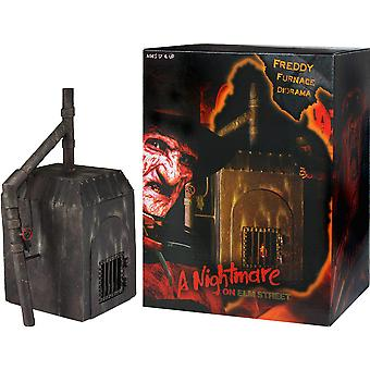 A Nightmare on Elm Street Freddy Krueger's Furnace Diorama