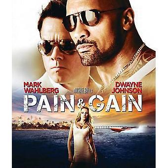 Pain & Gain [Blu-ray] USA import