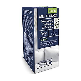 Melatonox Melatonin 1.9 mg Oral Spray 30 ml