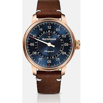 MeisterSinger - Wristwatch - Men - Automatic - Perigraph AM1017BR_SVF02