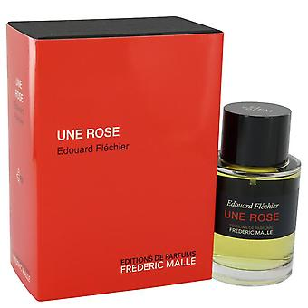 Une rose eau de parfum spray door frederic malle 541371 100 ml