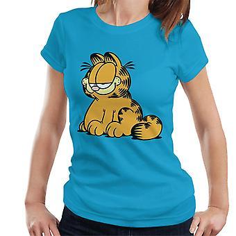Garfield smug Look naiset ' s T-paita
