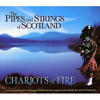 Pipes & Strings of Scotland - Chariots of Fire [CD] USA import