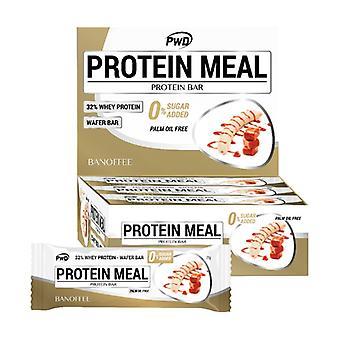 Barrita Protein Meal (Sabor Banoffee) 1 barrita de 35g