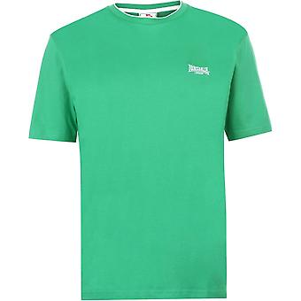 Lonsdale Tipped Tee Miesten