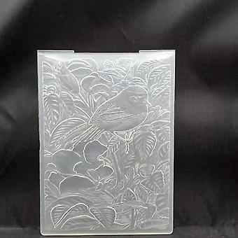 3d Embossing Plates Design For Invitations, Cards, Envelopes - Diy Paper