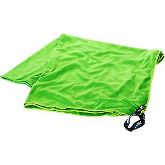 Meri-Summit Pocket Pyyhe - Medium - Lime