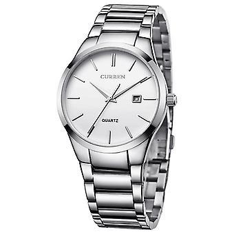 Męski i wysokiej jakości zegarek biznesowy