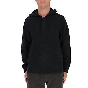 Y-3 Gk4562chamel Herren's schwarze Wolle Sweatshirt